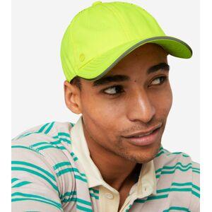 Cole Haan ZERØGRAND Running Cap size OSFA Cole Haan, ZEROGRAND Hats for Men. Safety Yellow ZERØGRAND Running Cap from Cole Haan. - Safety Yellow - Size: OSFA