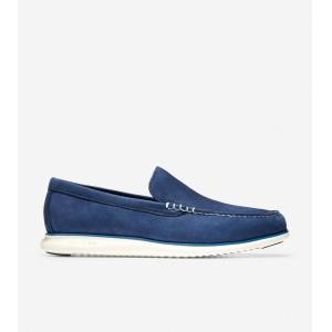 Cole Haan 2.ZERØGRAND Venetian Loafer size 10 Cole Haan, ZEROGRAND Loafers for Men. Marine Blue 2.ZERØGRAND Venetian Loafer from Cole Haan. - Marine Blue - Size: 10