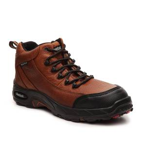 Reebok Work Tiahawk Work Boot   Men's   Brown   Size 8   Boots   Lace-Up