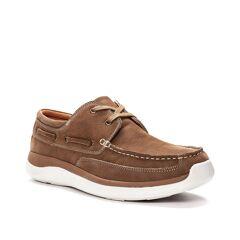 Propet Pomeroy Boat Shoe   Men's   Cognac   Size 18   Boat Shoes