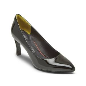 Rockport Sheehan Pump   Women's   Black   Size 5   Heels   Pumps