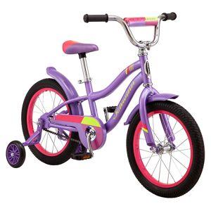 Schwinn Signature Girls' Lil Sunnyside 16'' Bike, 16 IN., Purple