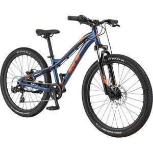"""GT Youth Stomper Pro 24"""" Bike, Kids, Blue"""