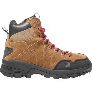 5.11 Tactical Men's Cable Hiker Tactical Boots, Brown