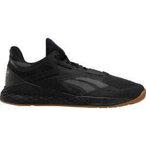 Reebok Men's Nano X Training Shoes, Black