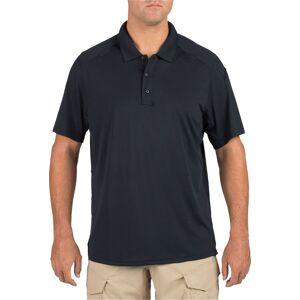 5.11 Tactical Men's Helios Short Sleeve Polo, 2XL, Blue