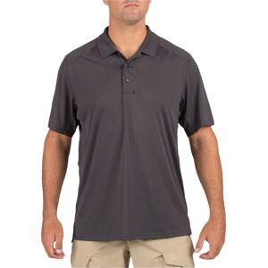 5.11 Tactical Men's Helios Short Sleeve Polo, 2XL, Gray