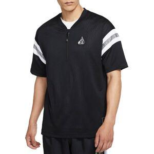 Nike Men's Giannis Mesh T-Shirt, Large, Black