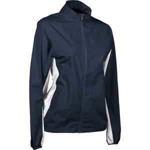 Sun Mountain Women's Monsoon Golf Jacket, Medium, Blue