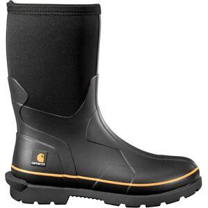 Carhartt Men's 10'' Rubber Boots, Black