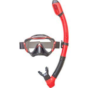 Guardian Adult Mambo Snorkel Combo, Black