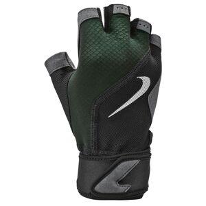 Nike Men's Premium Wristwrap Fitness Gloves, Medium, Black