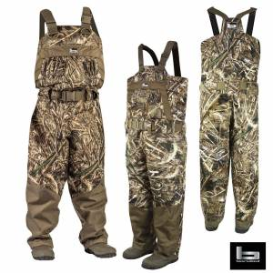Banded Gear RedZone 2.0 Breathable Insulated Wader (9)- RTMX-5
