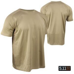 5.11 Tactical Loose Fit T-Shirt (XL)- Tan