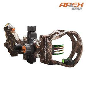 Apex Gear Attitude Micro 5-Pin .019 Sight- Lost Camo