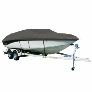 Covermate Sharkskin Plus Exact-Fit Cover for Mastercraft X-2 X-2 W/Factory Tower Covers Ext. Platform I/O. Charcoal