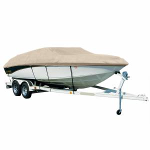 Covermate Sharkskin Plus Exact-Fit Cover for Mastercraft X-2 X-2 W/Factory Tower Covers Ext. Platform I/O. Linnen