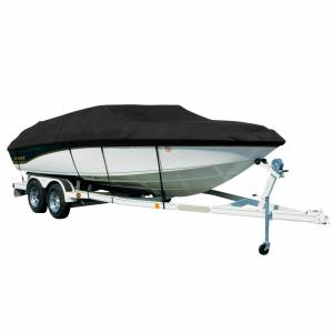 Covermate Sharkskin Plus Exact-Fit Cover for Mastercraft X-2 X-2 W/Factory Tower Covers Ext. Platform I/O. Black