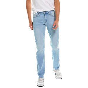 Seven For All Mankind 7 For All Mankind Slimmy Bright Indigo Slim Leg Jean - Blue - Size: 38
