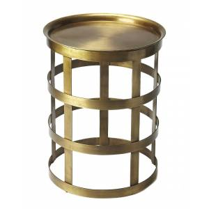 Butler Specialty Regis Industrial Chic Accent Table