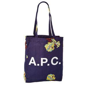 A.P.C. A.P.C Lou Canvas Tote