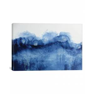iCanvas Arctic In Blue by KR Moehr Canvas Print - Size: 18x26