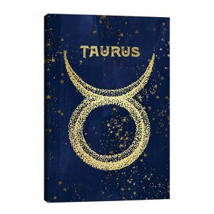 "iCanvas Taurus Zodiac Sign by Nature Magick Wall Art - Size: 40"" x 26"""