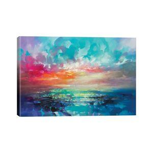 iCanvas Skye Colour Spectrum Wall Art  by Scott Naismith - Size: 32x48