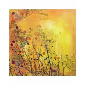 Marmont Hill May Wrapped Canvas Print - Size: 60x20