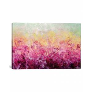 iCanvas Lover's Plume by Vinn Wong Canvas Print - Size: 18x26
