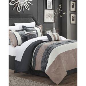 Chic Home Coralie 6-piece Comforter Set - Size: Queen