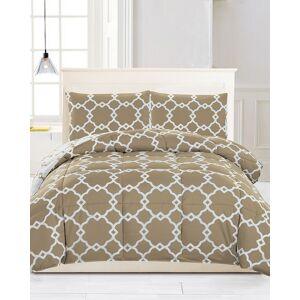 Kensie Greyson Down Alternative Reversible Comforter Set - Size: King