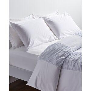 Boho Bed Diagonal Cloud Duvet Set - Size: Queen