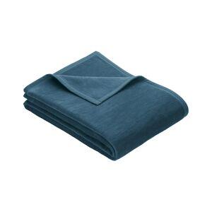 IBENA Porto Jacquard Throw Blanket - Size: Throw
