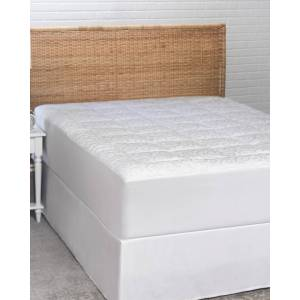Allied Home Candice Olson Waterproof Mattress Pad - Size: Cal King