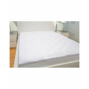 Allied Home Micronone Memory Fill Mattress Pad - Size: Cal King