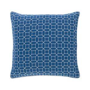 "Surya Fenna Down Pillow - Blue - Size: 20"" x 20"""