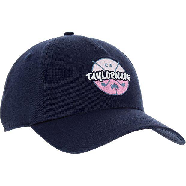 TaylorMade Fashion 5 Panel Women's Headwear Fits All Navy