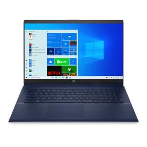 HP Laptop - 17z-cp000 Touch Screen optional AMD Ryzen 3 Processor Windows 11 Home 64 128 GB SSD AMD Radeon Graphics 8 GB DDR4 2Everyday_2V2H8AV_1 - Jet black