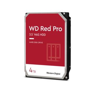 """WD Red Pro WD4003FFBX 4 TB Hard Drive - 3.5"""" Internal - SATA (SATA/600) -"""