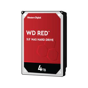 "WD Red WD40EFRX 4 TB Hard Drive - 3.5"" Internal - SATA (SATA/600) -"