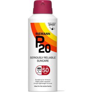 Riemann P20 Sun Protection Continuous Spray SPF50 150ml