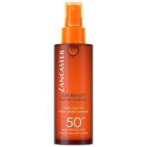Lancaster Sun Beauty Dry Oil Fast Tan Optimiser Body SPF50 150ml