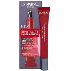 L'Oral Paris Dermo Expertise Revitalift Laser Renew Precision Eye Cream - Triple Action (15ml)