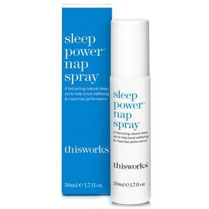 this works Sleep Power Nap Spray 50ml
