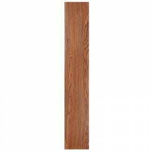Achim Tivoli II 10-piece Self Adhesive Vinyl Floor Plank Set, Brown, 6X36 - Size: 6X36