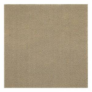 Achim Nexus Solid 12-piece Self Adhesive Carpet Floor Tile Set, Brown, 12X12 - Size: 12X12