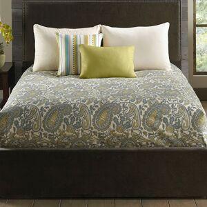 Kohl's Prem 6-pc. Comforter and Duvet Cover Set, Blue, Queen