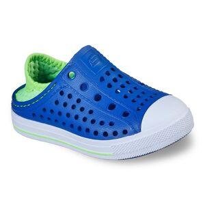 Skechers Foamies Guzman Steps Aqua Surge Kids' Water Shoes, Boy's, Size: 3, Green