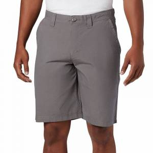 Columbia Men's Columbia Washed-Out Shorts, Size: 32, Dark Grey